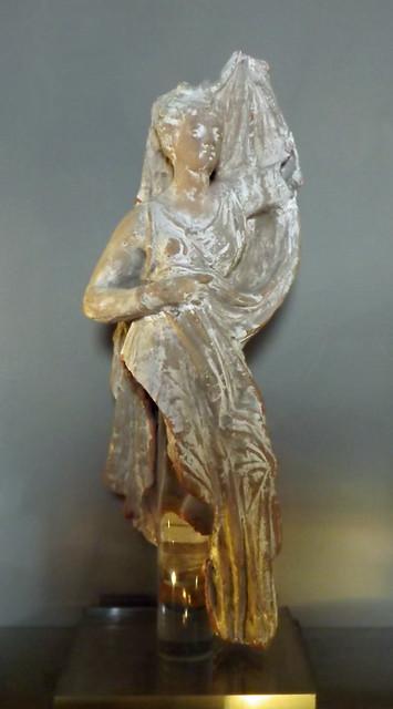 The Goddess Aurora Figurine in the Vatican Museum, July 2012