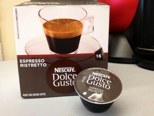 雀巢咖啡膠囊