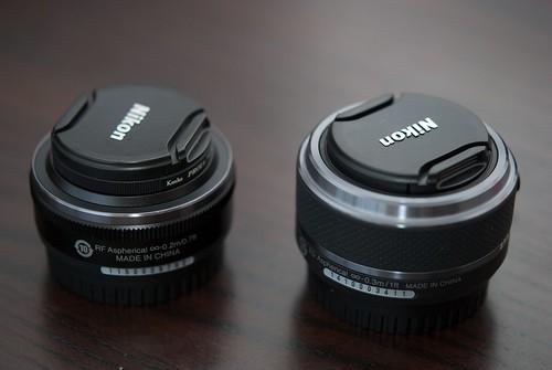 10mmと11-27.5mmの比較