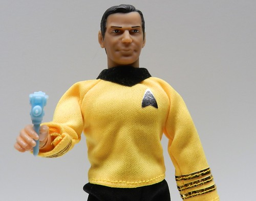 Star Trek Kirk figure review