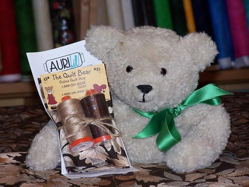 The Quilt Bear - #1