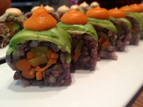 Beyond Sushi - Pickle Me roll