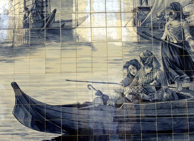 Roteiro dos Azulejos pelo Porto