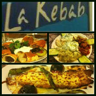 'La Kebab Restaurant' in Marmaris, Turkey