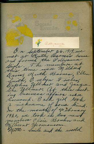 Pollyanna 9-26-1919