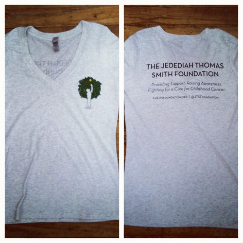 Our women's v-neck, fitted, T-Shirts are here! Get them at the luncheon for just $20!