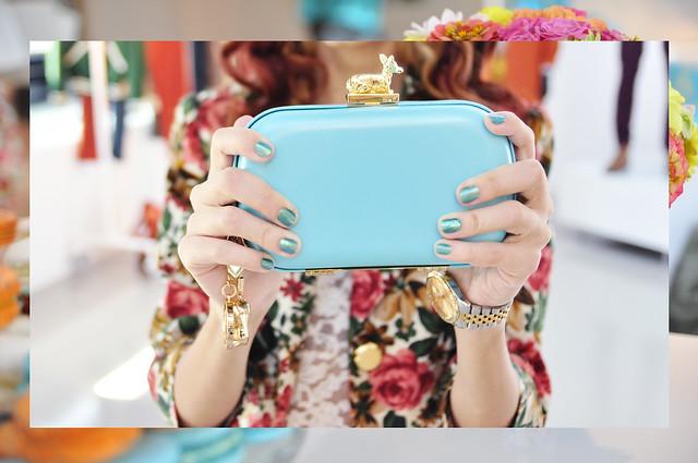 Ana dello Russo at H&M collection preview (20)