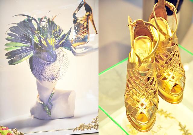 Ana dello Russo at H&M collection preview (12)