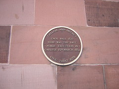 Photo of Maroon plaque number 11492