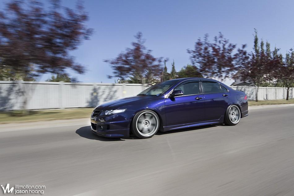 Illmotion IM Feature Sasa Karnas Acura TSX - Acura tsx mods