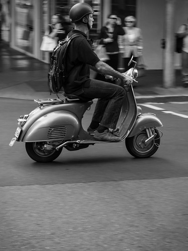 vespa by crazytrain1978