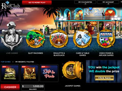 reef club casino voucher code