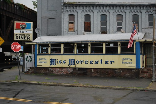 Miss Worcester Diner, Worcester, Massachusetts