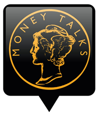 ANA Money talks logo