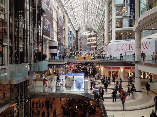 Eaton Centre / Toronto / Canada