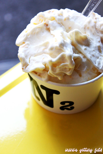 Buttered Popcorn Gelato Recipe — Dishmaps