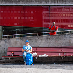 Dagens foto - 344: Blue