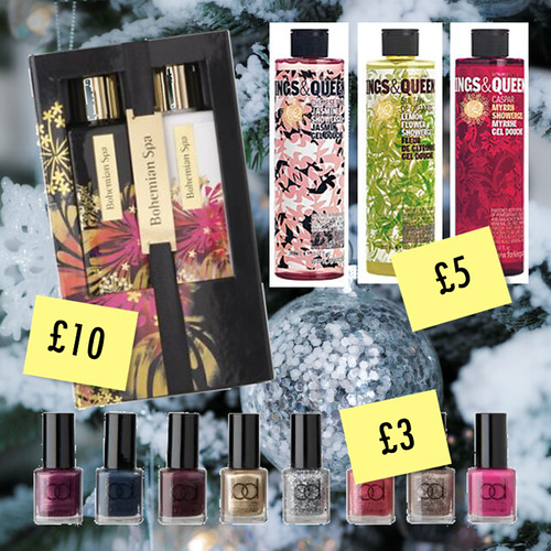 Tesco Beauty Christmas 2012