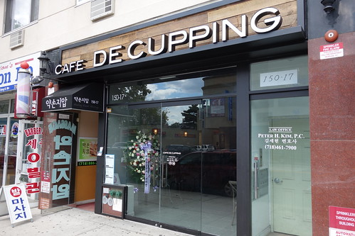 Cafe De Cupping | Northern Blvd | Flushing