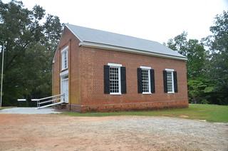 Old Pickens Presbyterian