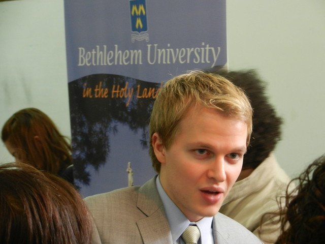 Ronan Farrow Height http://www.flickr.com/photos/bethlehemuniversity/7994606258/