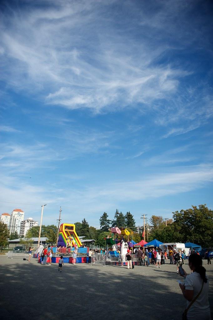 Lord Kelvin Carnival 2012