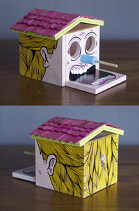 Tom OToole Birdhouse