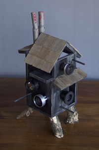 The New Group Birdhouse