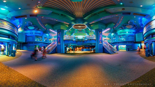 The Living Seas Pavilion - Epcot