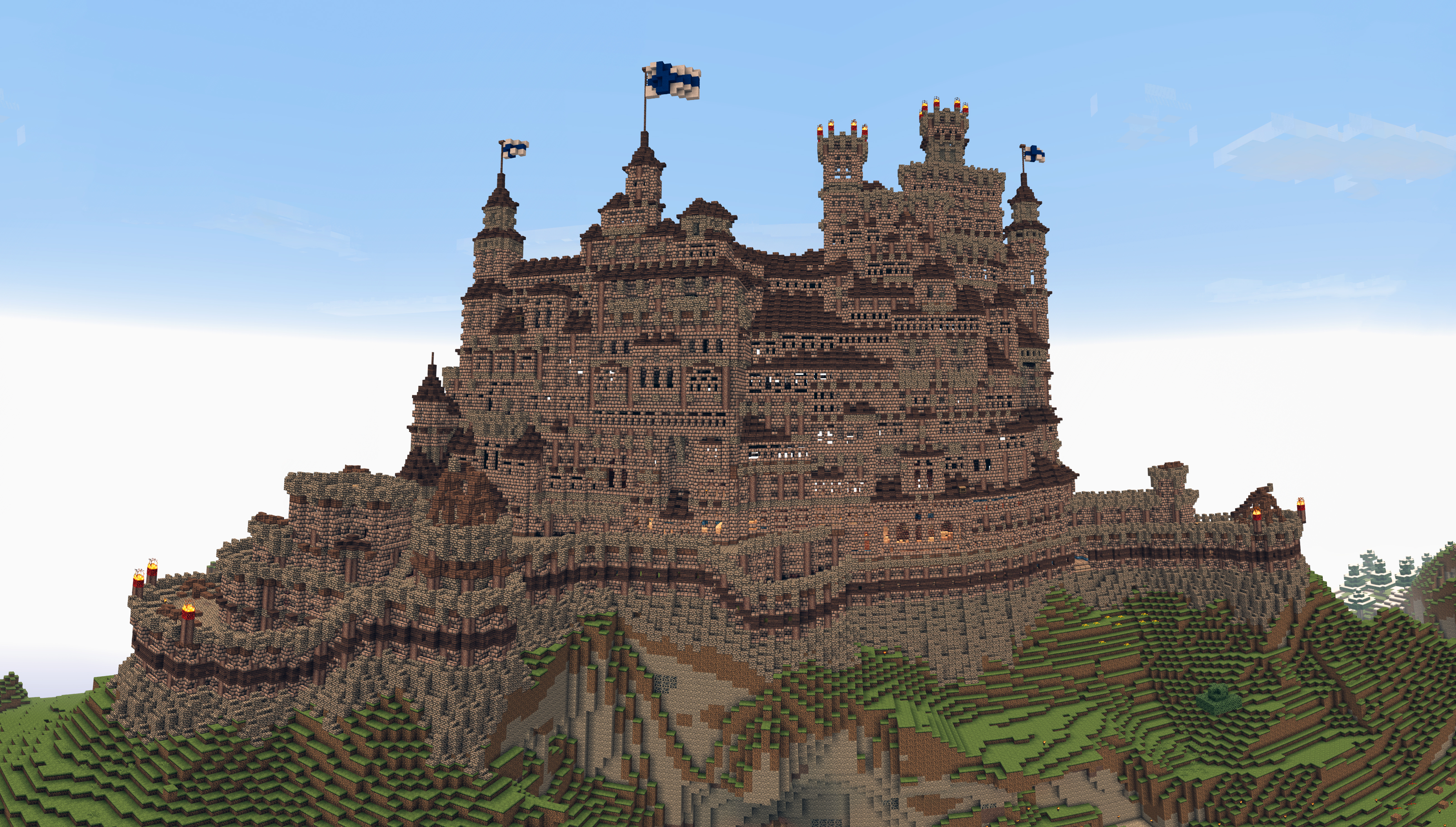 Castle Something Screenshots Show Your Creation