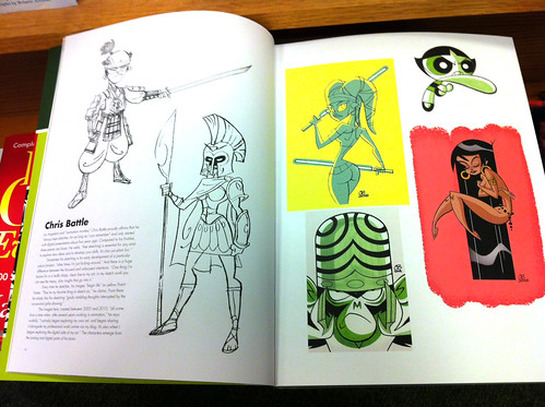 Comics Sketchbooks Int. 1