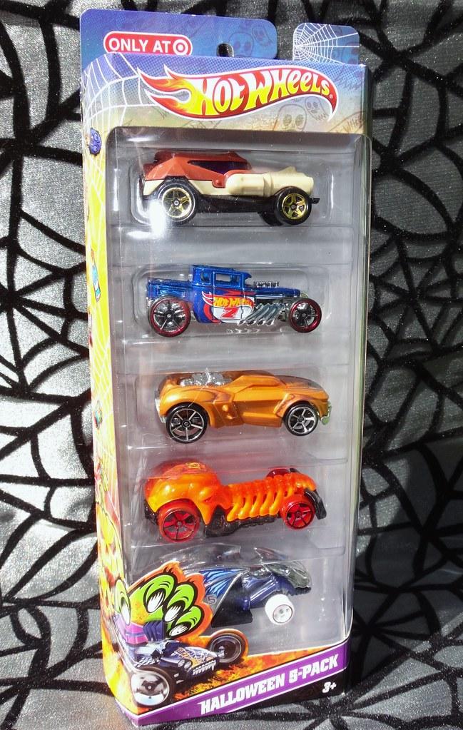 Target Halloween 2012 Hot Wheels