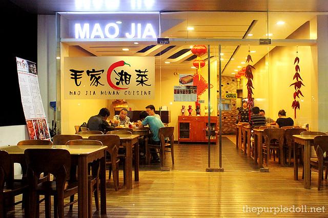 Mao Jia Hunan Cuisine