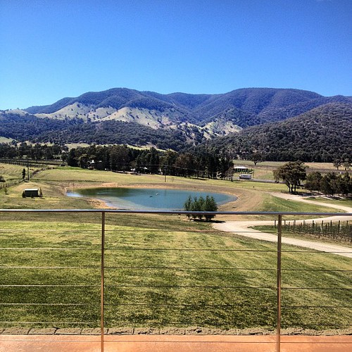 Mudgee wine country.