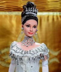 Audrey Hepburn in My Fair Lady Mattel Barbie