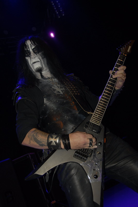 Chaq Mol of Dark Funeral