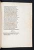 Colophon of Priscianus: Opera