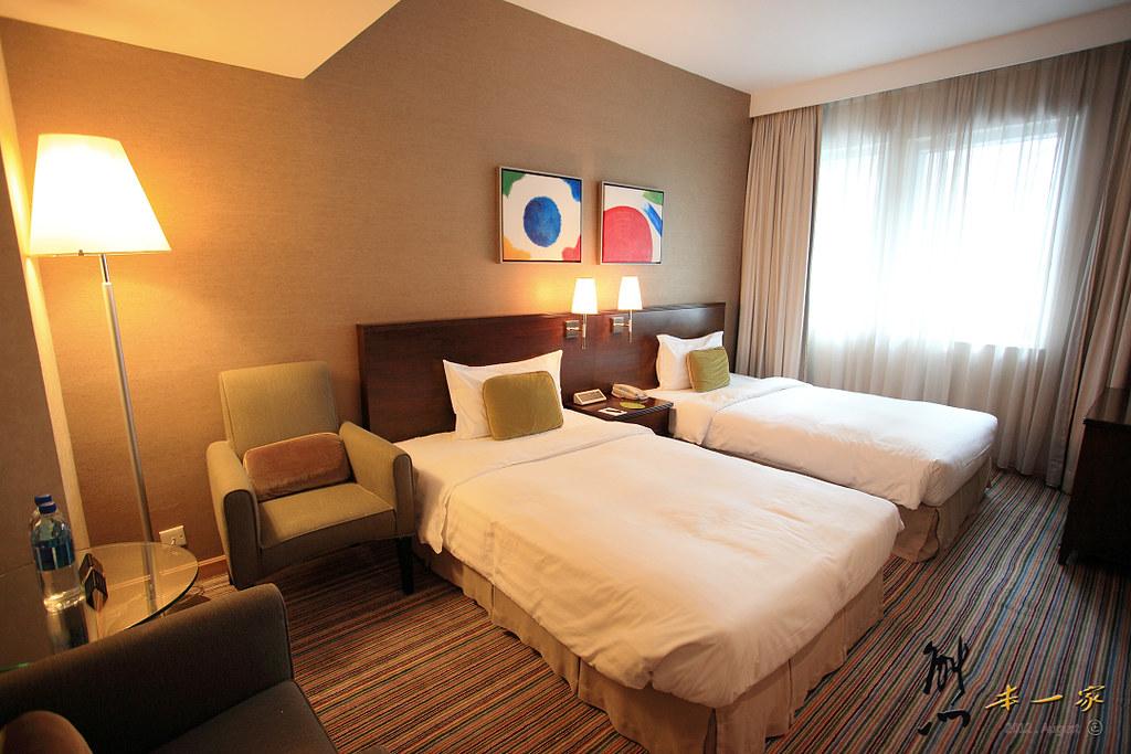 [香港九龍住宿] 香港百樂酒店Park Hotel~舒適大房型