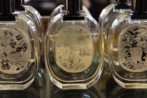 Diptyque Paris 34 blvd Saint Germain