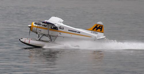 Harbour Air De Havilland Canada DHC-2 Beaver Mk1 C-GTBQ 2