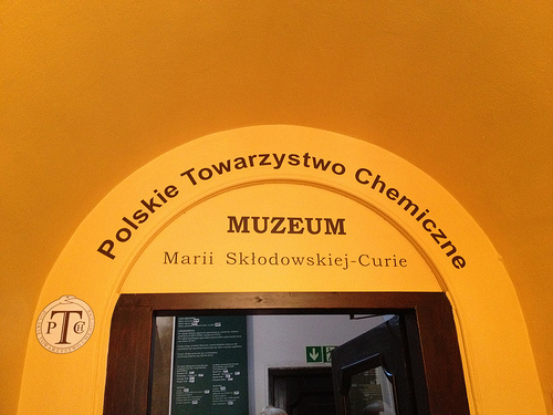 Marie Curie Museum and Birthplace, Warsaw