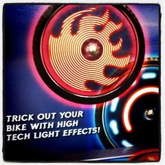 automotive tail & brake light,