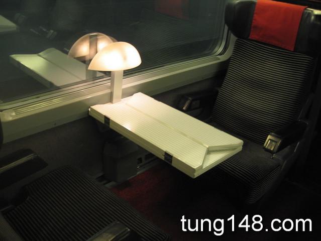 นั่งรถไฟ TGV จากปารีสไปเจนีวา สวิตเซอร์แลนด์