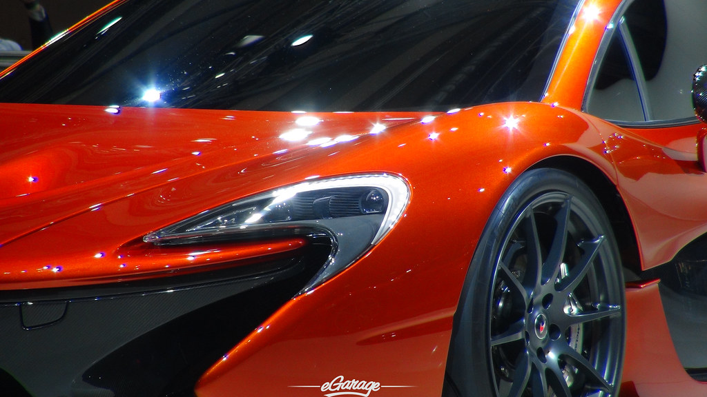 8034741862 8324091d9d b eGarage Paris Motor Show McLaren P1