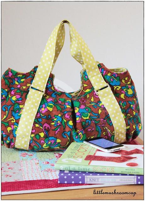 Emmaline Bag Done
