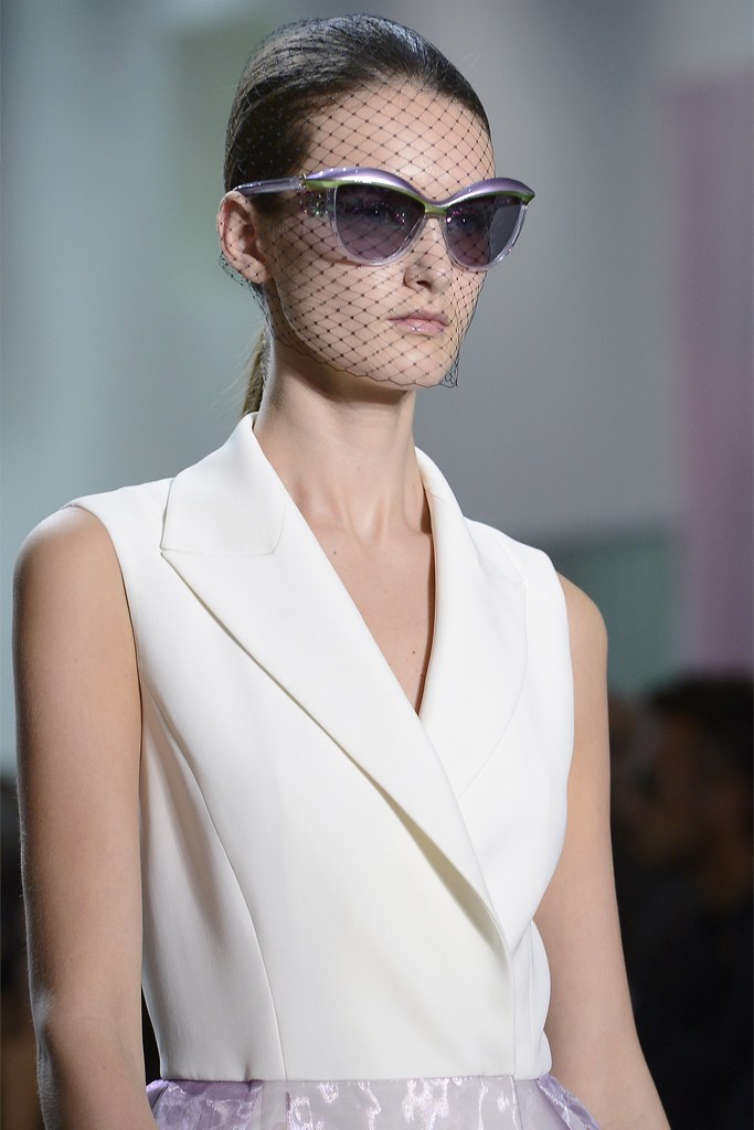 Christian Dior Spring 2013 by Raf Simons