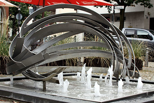 Brunnen am Süsterplatz - Bielefeld 02