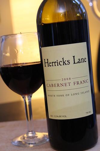 Herricks Lane 2008 Cabernet Franc