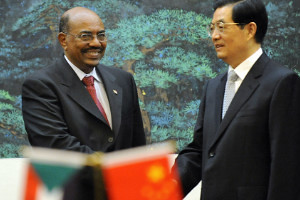 Presidents of the Republic of Sudan and the People's Republic of China. The two states have developed close cooperation over the years. by Pan-African News Wire File Photos
