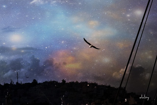 στο μαγικό μου ουρανό...